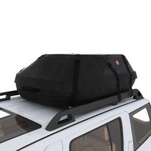 Faltbare Auto Dachbox Wasserdichte Dachtasche Aufbewahrungsbox Oberseite Träger Dach Fracht Beutel Kasten für Reise und Gepäcktransport - platz 2