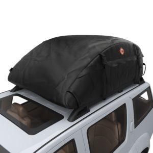 Faltbare Auto Dachbox Wasserdichte Dachtasche Aufbewahrungsbox Oberseite Träger Dach - platz 1